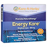 Kare-N-Herbs Energy Kare Tablets, 40 Count For Sale