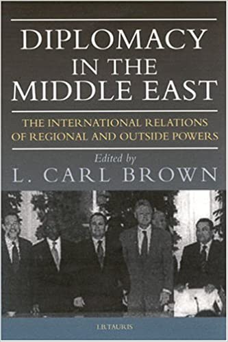 Diplomacy in the Middle East: The International Relations of