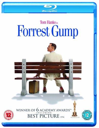 Forrest Gump [Blu-ray] (Region Free)