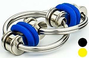 Flip-it! - Bike Chain Fidget (Blue)