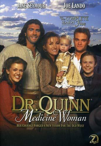 Dr. Quinn, Medicine Woman: Season 5 [DVD] (Erika 5)
