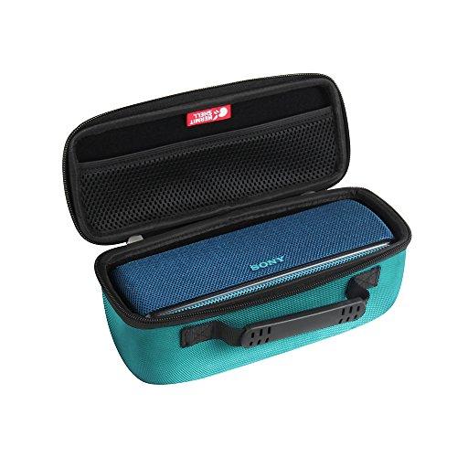 Hermitshell Hard Case Fits Sony SRS-XB31 Portable Wireless Bluetooth Speaker (Ocean Blue)