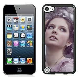 New Beautiful Custom Designed Cover Case For iPod 5 With Spring Beauty Phone Case