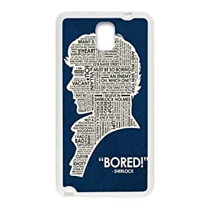 Sherlock on Pinterest Phone Case for Samsung Galaxy Note3