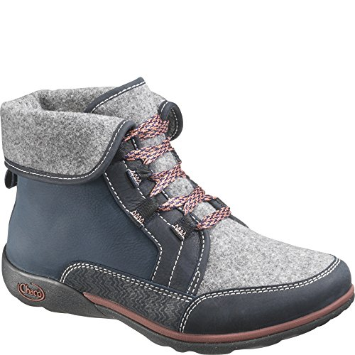 Women's Chaco Steel Barbary Blue Boot 7nWdnT