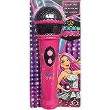 Qiyun Microphone Toy Kids Microphone Music Player Built In Speaker, Children Karaoke Toyscolour:Pink