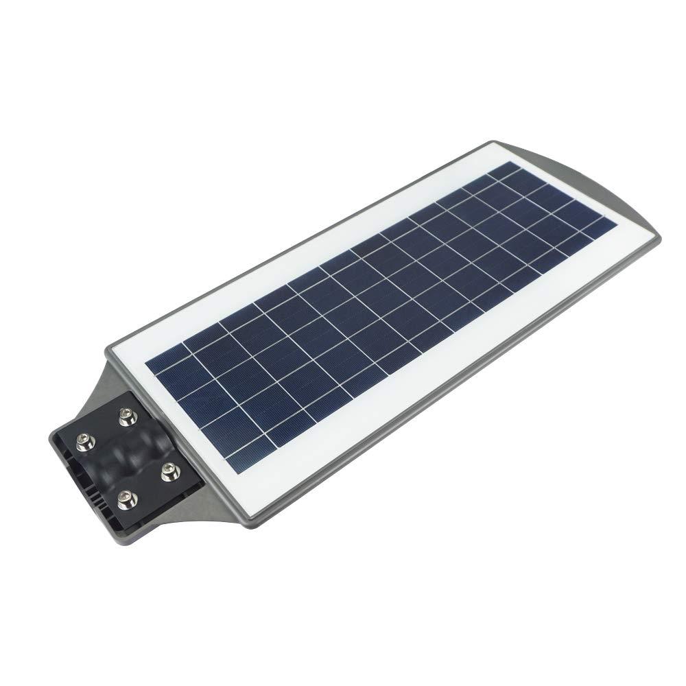 ECO LLC 60W LED Solar Powered Wall Street Light PIR Motion Outdoor Garden Lamp by ECO LLC (Image #4)