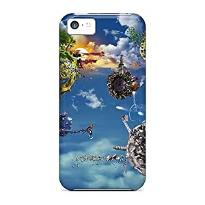 linJUN FENGNew Diy Design Ecosystem For ipod touch 5 Cases Comfortable For Lovers And Friends For Christmas Gifts