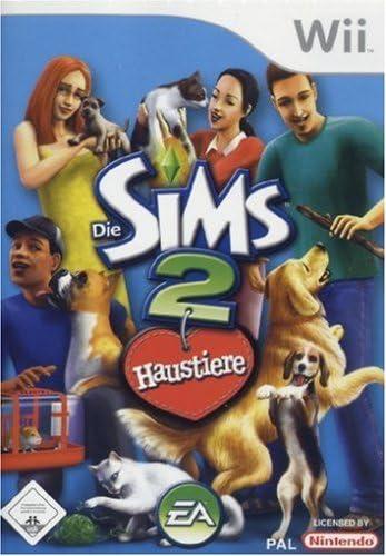 Electronic Arts The Sims 2 Pets Wii™ - Juego (DEU): Amazon.es: Videojuegos