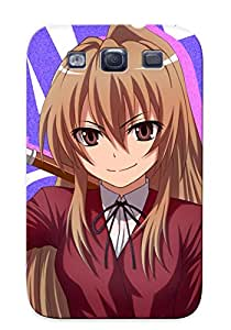 Cehcqi-823-pbptlmx Snap On Case Cover Skin For Galaxy S3(anime Toradora)/ Appearance Nice Gift For Christmas