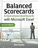 img - for Balanced Scorecards and Operational Dashboards with Microsoft Excel book / textbook / text book