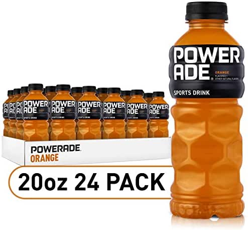 Energy & Sports Drinks: Powerade