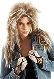 Tina Turner Wig Bon Jovi! 80's Rocker Wig for Men and Women Rockstar Costume