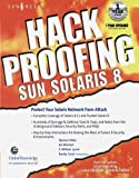 img - for Hack Proofing Sun Solaris 8 by Syngress (2001-10-15) book / textbook / text book