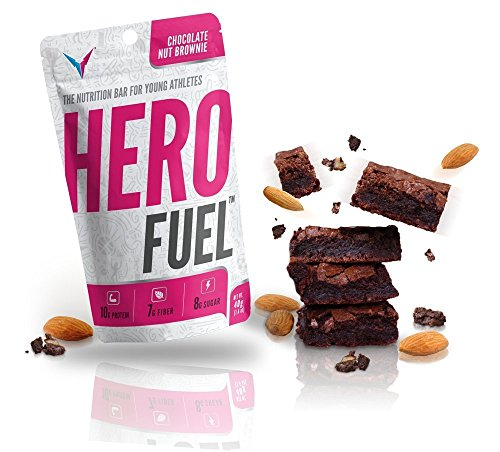 HERO FUEL- The Nutrition Bar for Young Athletes