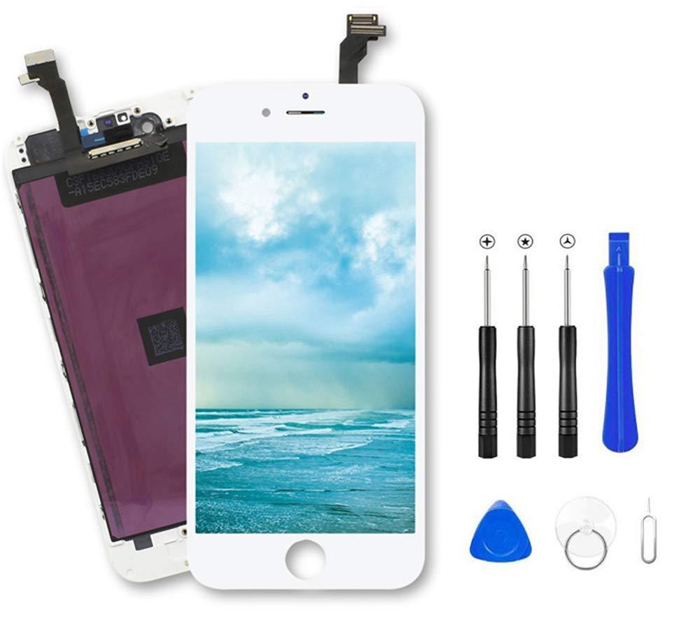 Modulo LCD Blanco para IPhone 6 4.7 Inch  -924