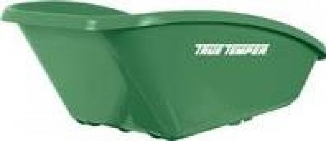 Ames 980016 Wheel Barrow Poly Green 5Cf