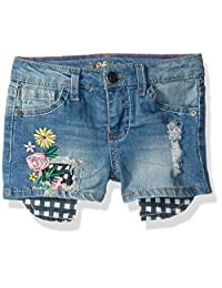 Lee - Pantalones Cortos festoneados para niña