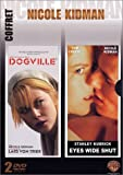 Coffret Nicole Kidman 2 DVD : Dogville / Eyes Wide Shut