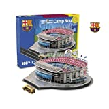 Nanostad Rompecabezas 3D Estadio Nou Camp Barcelona