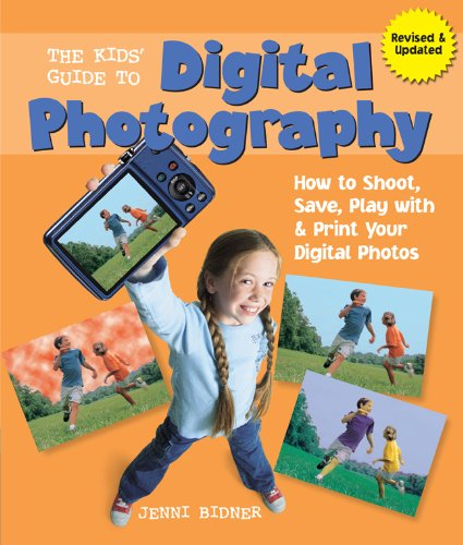 This comprehensive, popular beginner's guide for kids is now reissued with updated information and photos! Fun, easy to follow, and visually appealing, it teaches young photographers how to create, edit, and share their digital images ...