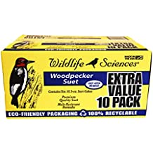 Wildlife Sciences Woodpecker Suet 10 Pack