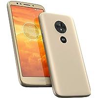 """Motorola Moto E5 Play (16 GB) XT1920-19, 5.3"""" 18:9 visualización de visión Completa, Dual SIM 4G LTE Factory Unlock Smartphone Versión Internacional, Dorado"""
