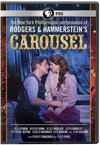 Live From Lincoln Center: Rodgers & Hammerstein's Carousel DVD ()