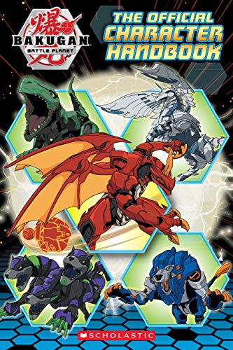 Bakugan Battle Planet: Official Guide
