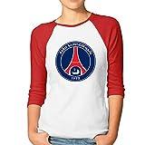 Women's PSG Paris Saint-Germain F.C. Le Classique 3/4 Sleeve T Shirt