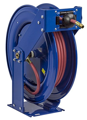 Coxreels TSH-N-635 Supreme Duty Spring Rewind Hose Reel for