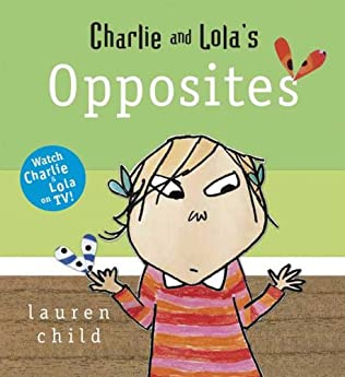 book cover of Opposites