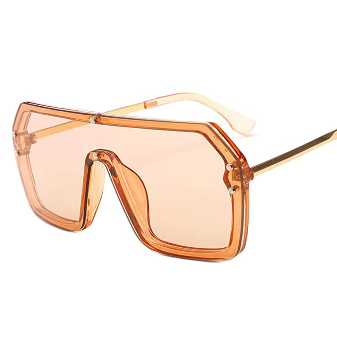 Yangjing-hl Gafas de Sol de la Letra F Gafas de Sol ...