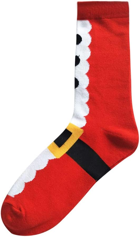 D,Free HOT SALE!Somerl Socken Str/ümpfe Winter-warme Karikatur druckte das atmungsaktive Baumwollsocken-Weihnachtsweihnachtsgeschenk