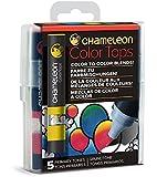 カメレオンペン カラートップ 色のブレンド 5本 PRIMARY TONES SET(正規品)