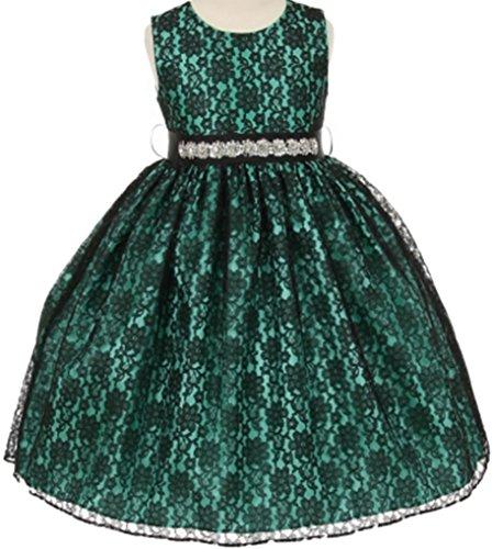 Tiffany Designs Girls Pageant Dress - 4
