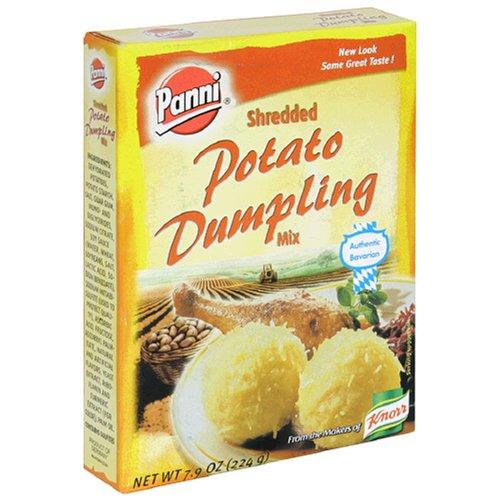 (Panni Shredded Potato Dumplings, 7.9-Ounce Units (Pack of 12) )