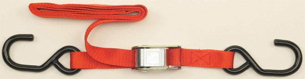 WPS 1in. Tiedown Dealer Pack - Orange 21269BULK