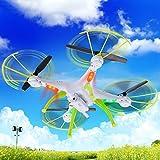 Safstar Syma X5HC RC Headless Quadcopter UFO with 2.0MP HD Wifi Camera (X5HC/White)