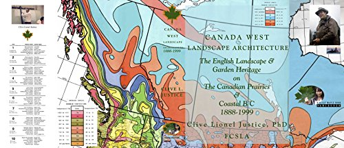 e Architecture: 1888-1999 The English Landscape & Garden Heritage  on The Canadian Prairies & Coastal BC ()