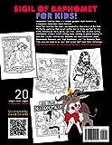 Satanic Coloring Book: The Devil Child Games