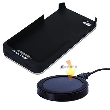 VT-France-Cargador inalámbrico y receptor QI Wireless ...