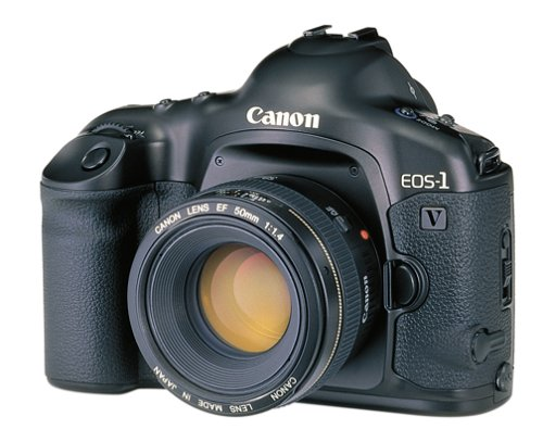 - Canon EOS-1V Professional SLR Body (Discontinued by Manufacturer)
