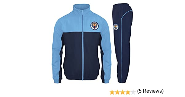 Manchester City FC - Chándal oficial para hombre - Chaqueta y ...