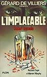 L'Implacable, tome 12 : Safari humain par Sapir