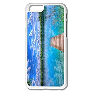 Customize Geek Friendly Packaging Lake IPhone 6 Case For Her