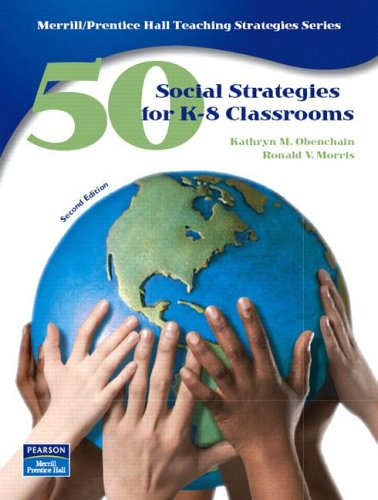 50 Social Studies Strategies for K-8 Classrooms (2nd Edition)