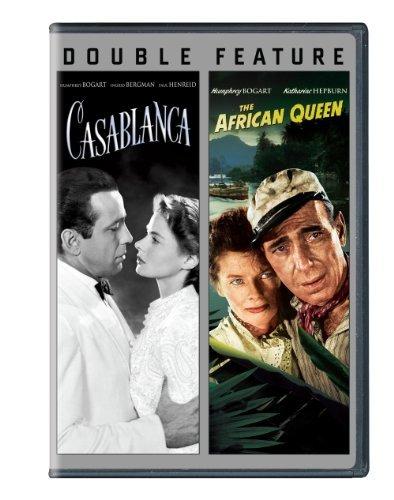 Casablanca / African Queen [DVD] [Region 1] [US Import] [NTSC] (Dvd Movies African Queen)