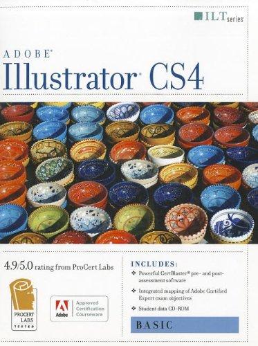 Illustrator Cs4: Basic, Ace Edition + Certblaster