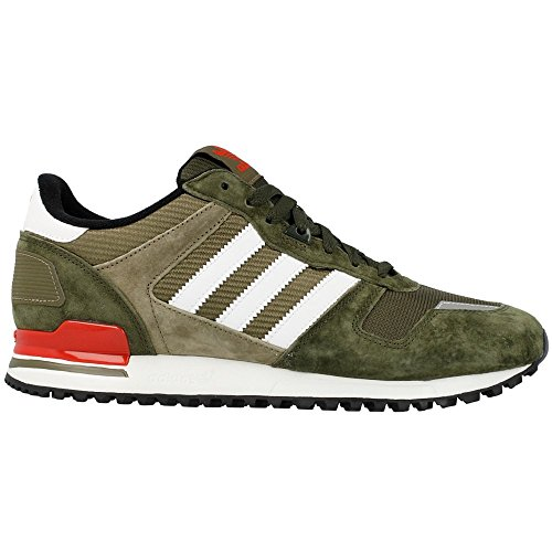 Adidas - ZX 700 - Color: Beige-Green - Size: 12.5